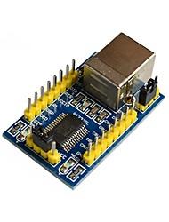 ft232rl модуль usb передача последовательный порт USB-передача ttl 3.3v / 5v опционально