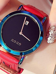 cheap -Women's Casual Watch Fashion Watch Unique Creative Watch Chinese Quartz Calendar / date / day Chronograph Water Resistant / Water Proof