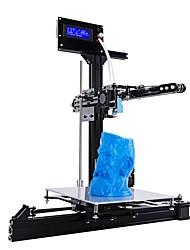 Недорогие -новый дизайн большой размер печати 200 * 200 * 260 мм металлический 3d принтер автоматическое выравнивание diy 3d комплект принтеров с