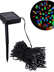 cheap -String Lights 100 LEDs Warm White Dimmable Waterproof 100-240V