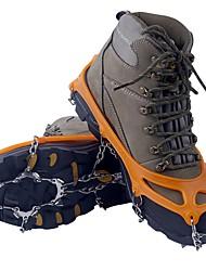 abordables -Crampons Crampons de Traction Antidérapant Résistant Sports de neige Silicone Métal cm pcs