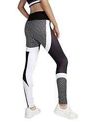 cheap -Yoga Pants Leggings Yoga Medium Waist Stretchy Sports Wear Women's Yoga Running/Jogging Pilates Casual Multisport