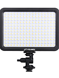 cheap -YELANGU With Lamp Color Temp Adjustable for all camcorders LED Video Light Panel Light