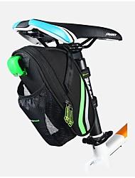 Bike Bag Bike Saddle Bag Rain-Proof Easy to Install Bicycle Bag Nylon Cycle Bag Cycling Cycling