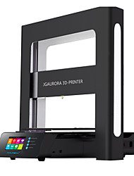 cheap -JGAURORA A5 Updated Mini 3D Printer 305*305*320mm DIY W/ 305*305*320mm Printing Area Printing Machine Support SD Card