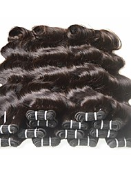 cheap -Brazilian Hair Classic Body Wave Human Hair Weaves 8pcs Man Weave High Quality