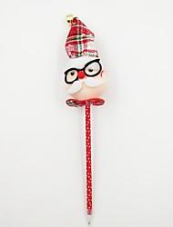 Snowman Design Ballpoint Pen