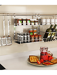 cheap -1pcs Kitchen Stainless steel Cabinet Accessories