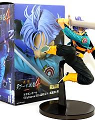 economico -Figure Anime Azione Ispirato da Dragon Ball Duo Maxwell 10 CM Giocattoli di modello Bambola giocattolo