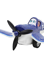 cheap -Toy Airplane Plane Nautical / Plane / Aircraft For Children / Pull Back Vehicles / Music & Light Soft Plastic Boys' Kid's Gift 1pcs