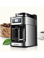 cheap -Stainless Steel 100V-240V 1000 1.25 Full Automatic Drip Coffee Makers Kitchen Appliance