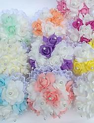 abordables -Fleurs de mariage Bouquets Déco de Mariage Unique Occasion spéciale Mousse 25cm