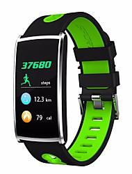 yy n68 mužská žena barva inteligentní náramek krok za krokem multi-sport režim srdeční frekvence krevní tlak vodotěsný pro ios a android
