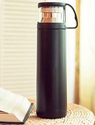 Escritório/Carreira Acampar e Caminhar Artigos para Bebida, 450 Aço Inoxidável Água Vacuum Cup