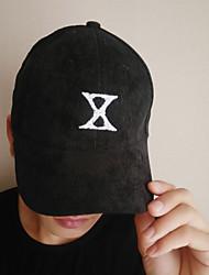 cheap -Men's Cotton Baseball Cap,Casual Letter & Number Spring, Fall, Winter, Summer