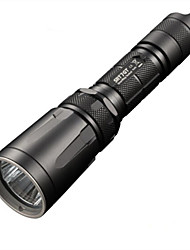 cheap -Nitecore SRT7GT LED Flashlights / Torch LED 1000lm 8 Mode Portable / Water Resistant / Water Proof / Impact Resistant Camping / Hiking /