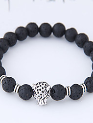 cheap -Women's Strand Bracelet Fashion Resin Alloy Leopard Jewelry For Daily