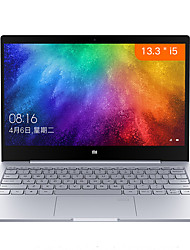 baratos -xiaomi laptop notebook ar sensor de impressão digital de 13,3 polegadas intel i5-7200u 8gb ddr4 256gb pcie ssd intel graphics 620