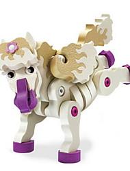 Building Blocks Toys Horse Animals Animal DIY Kids Pieces