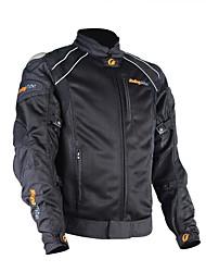 мужская мотоцикл защитная куртка титановый мотоцикл езда редуктор ветровое стекло летняя защитная экипировка для автоспорта