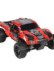 cheap -RC Car G18 4 Channel 2.4G Off Road Car 1:18 Brush Electric 45 KM/H