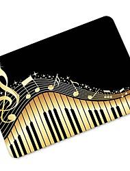 Creative Piano Pattern Antiskid Floor Mat