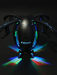cheap -RC Drone FQ777 FQ28 4 Channel 6 Axis 2.4G / WIFI With HD Camera 2.0MP 1280P*720P RC Quadcopter LED Lights / One Key To Auto-Return /
