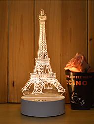 baratos -1 conjunto de luz de noite de humor 3d mão sensível dimmable usb powered presente de lâmpada