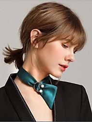 economico -Per donna Circolare Dolce Adorabile Girocolli Perle finte Fibra Girocolli , Appuntamento