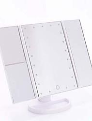 1 pçs Espelho Plásticos Outros Material Vidro Quadrada