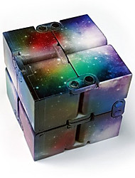 cheap -Infinity Cubes Office Desk Toys Stress and Anxiety Relief Places Chrome Classic Style Pieces Boys' Kid's Adults' Teen Gift