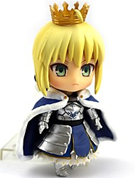 cheap -Anime Action Figures Inspired by Fate/Zero Saber CM Model Toys Doll Toy