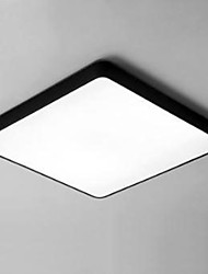 cheap -Modern / Contemporary Flush Mount Ambient Light - Dimmable, 220-240V, Warm White+White, LED Light Source Included