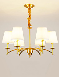 preiswerte -Modern/Zeitgenössisch Pendelleuchten Für Schlafzimmer Studierzimmer/Büro AC 220-240V Inklusive Glühbirne