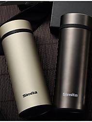 Escritório/Carreira Artigos para Bebida, 450 Aço Inoxidável chá Água Vacuum Cup