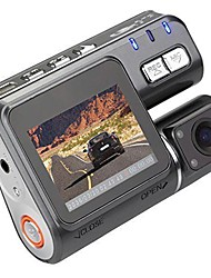 cheap -I1000 720p Car DVR 90 Degree Wide Angle 1.8inch LCD Dash Cam with Loop recording / Night Vision Car Recorder
