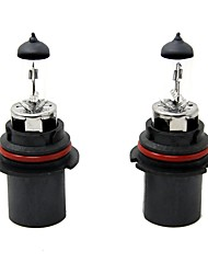 abordables -9007 ampoule halogène 3000k (65 / 55w) (pack de 2)