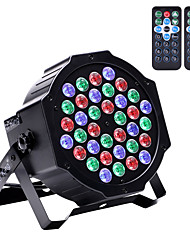 cheap -U'King LED Stage Light / Spot Light LED Par Lights DMX 512 Master-Slave Sound-Activated Auto 36 for Club Party Stage Wedding Professional
