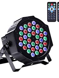economico -U'King Luci LED da palcoscenico Proiettori par LED DMX 512 Funzione master/slave Ad attivazione sonora Auto 36 per Da discoteca