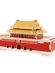 cheap -3D Puzzles Model Building Kits Toys Famous buildings Architecture Kids 1 Pieces