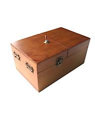 economico -Useless box Scatola inutile Giocattoli Stress e ansia di soccorso Legno 1 Pezzi Per adulto Compleanno Regalo