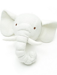 Stuffed Toys Doll Toys Elephant Animals Animal Animals Animal Kids Animals Soft Decorative Creative Cartoon Design Squishy Fashion Girls
