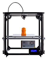 cheap -Flsun Cube 3d Printer Large Printing Area 260*260*350mm Auto leveling Heated Bed Two Rolls Filament for Free