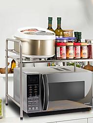 Недорогие -1pcs Кухня Нержавеющая сталь Аксессуары для шкафов