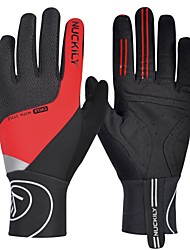 cheap -Nuckily Sports Gloves Touch Gloves Bike Gloves / Cycling Gloves Winter Gloves Keep Warm Reflective Windproof Breathable Stretchy Wicking