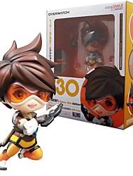 economico -Figure Anime Azione Ispirato da Overwatch Kyo Kusanagi CM Giocattoli di modello Bambola giocattolo