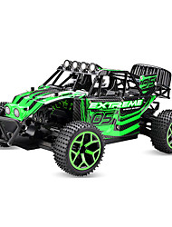 cheap -RC Car 333-GS02B 2.4G SUV 4WD High Speed Drift Car Racing Car Off Road Car Rock Climbing Car Buggy (Off-road) 1:18 Brushless Electric 20