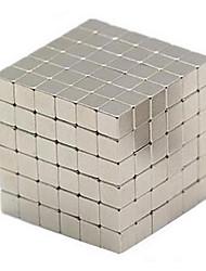 Jouets Aimantés Cubes magiques Anti-Stress 216 Pièces 3mm Jouets Magnétique Carré Cadeau