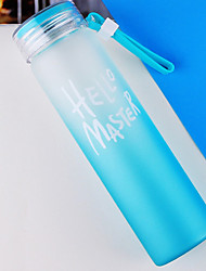 cheap -Office / Career Drinkware, 450 Organic Glass Water Water Bottle