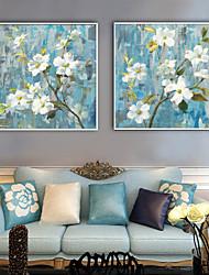 economico -Floreale/Botanical Botanica Illustrazioni Decorazioni da parete,PVC Materiale con cornice For Decorazioni per la casa Cornice Salotto